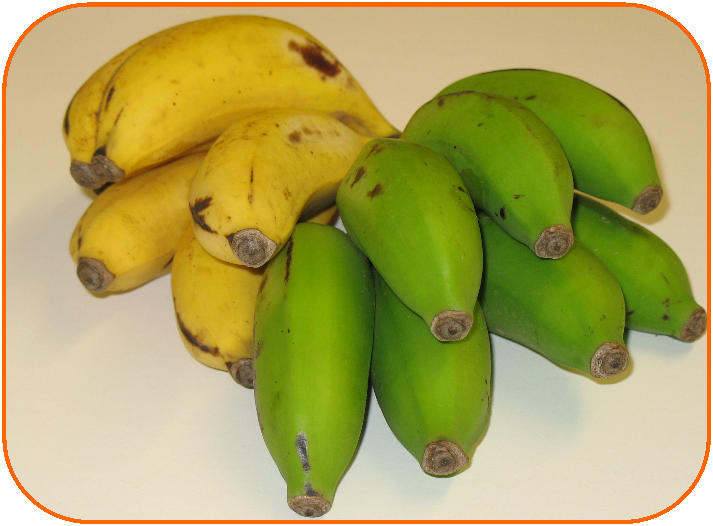 try delicious alkaline food like banana