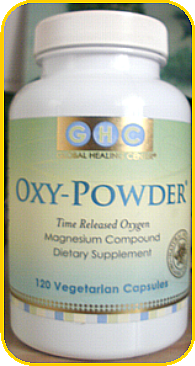 Oxy-Powder best colon cleanser of the decade